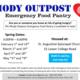 Rhody Outpost - Emergency Food Pantry