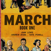 """Misreading with the President: Re-reading the Covers of John Lewis' March"""