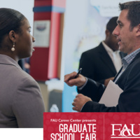 Graduate and Professional School Fair Presented by the FAU Career Center