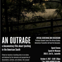 "Free Screening of ""An Outrage"""