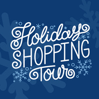 Holiday Cards Buy Local Shopping Tour