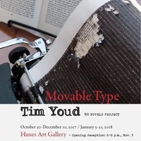 Tim Youd: Movable Type Opening Reception Event