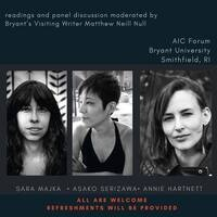 New Voices in Fiction