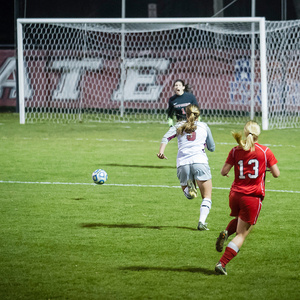Colgate University Women's Soccer at Boston University