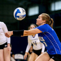 Volleyball vs Virginia Wesleyan University
