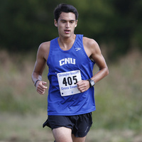 Men's Cross Country at Capital Athletic Conference Championships