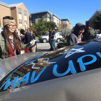 Homecoming: Paint Your Ride with Maverick Pride