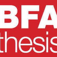 2017 Fall BFA Thesis Exhibition