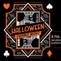 Halloween Casino Night
