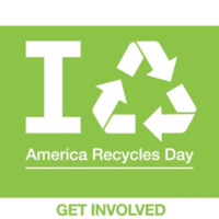 American Recycles Day at UTA