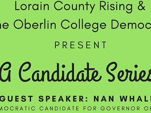 Nan Whaley: Ohio Democratic Candidate for Governor