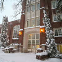Chester Fritz Library