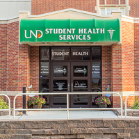Health Services (McCannel Hall)