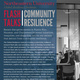 Community Resilience Research Flash Talks & Networking Event