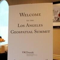 2018 Los Angeles GeoSpatial Summit