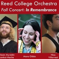 Reed Orchestra Concert: In Remembrance
