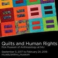 """""""Quilts and Human Rights"""" Exhibit"""