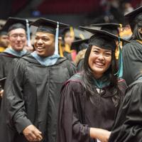 Graduate spring 2019 commencement