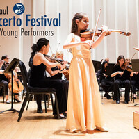 DePaul Concerto Festival for Young Performers Senior Division Winners Concert