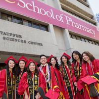 USC School of Pharmacy Commencement
