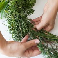 Garden Commons Workshop: Wreath-Making
