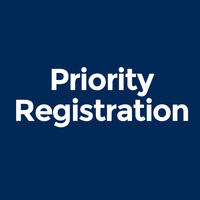 Priority Registration for Fall
