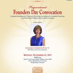 2017 Founders Day Convocation