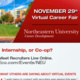 Virtual Career Fair