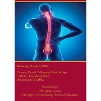 2018 USC Spine Symposium