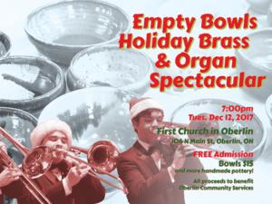 Empty Bowls Holiday Brass & Organ Spectacular