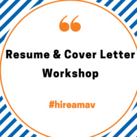 Resume and Cover Letter Workshop