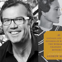 Writers LIVE: Andrew Morton, Wallis in Love: The Untold Life of the Duchess of Windsor, the Woman Who Changed the Monarchy