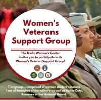 Women Veterans Support Group