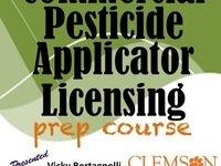 Commercial Pesticide Applicator Licensing Prep Course