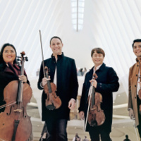 Apex Concerts: Four by Four with Calidore Quartet