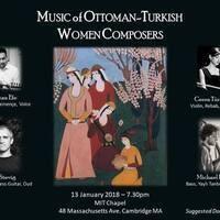 Music of Ottoman-Turkish Women Composers