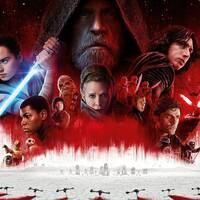 Cardinal and Gold: Star Wars The Last Jedi