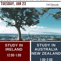 Study Abroad in Ireland - Part of Study Abroad Week