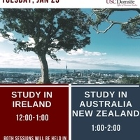 Study Abroad in Australia or New Zealand