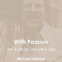 Author Event: Professor Michael Meltsner, With Passion