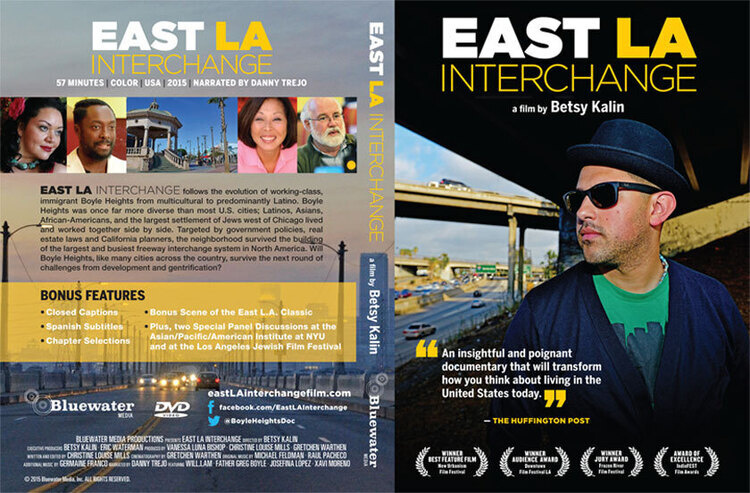 East LA Interchange Film Showing