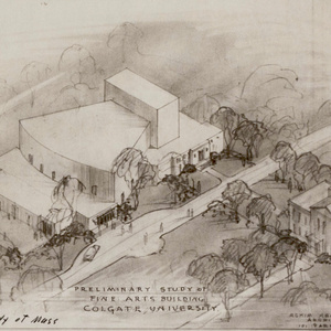 Clifford Gallery Exhibition: The Hill Envisioned