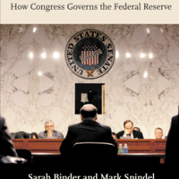 Governance Salon:  Sarah Binder and Mark Spindel