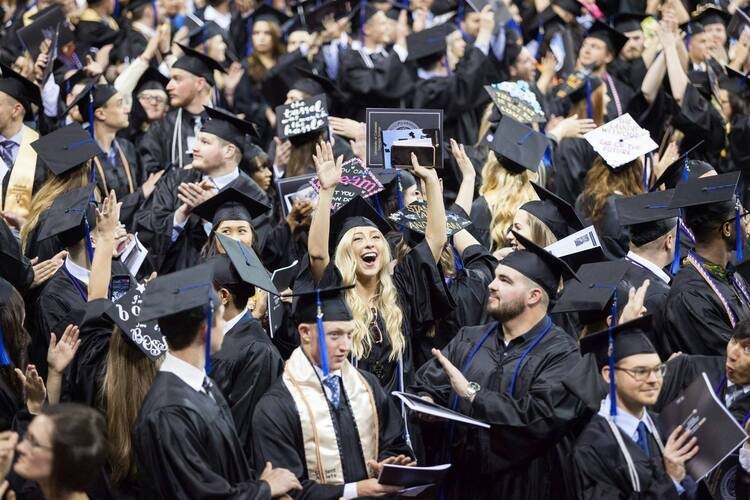 Commencement - Fall 2020