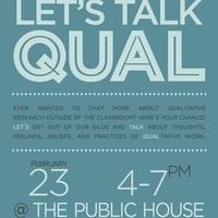Let's Talk QUAL