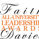 Faith Davies All-University Leadership Awards and Luncheon