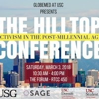 The HillTop Conference: Activism in the Post-Millennial Age