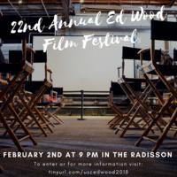 Cardinal & Gold: Ed Wood Film Festival