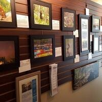 Photo Contest Gallery Showcase at Pymatuning