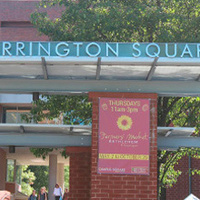 Farrington Square Courtyard
